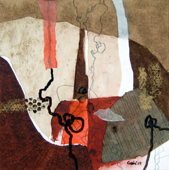 S/T - 4 - Isabel Cosin - ABSTRACTO
