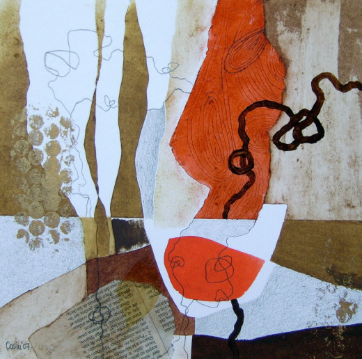 S/T - 5 - Isabel Cosin - ABSTRACTO