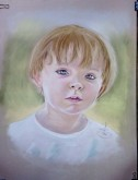 DAVID - Jcsustain - RETRATOS A PASTEL