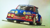 Renault 5 Turbo Tour de Corse - David Primas - Rallye Cars