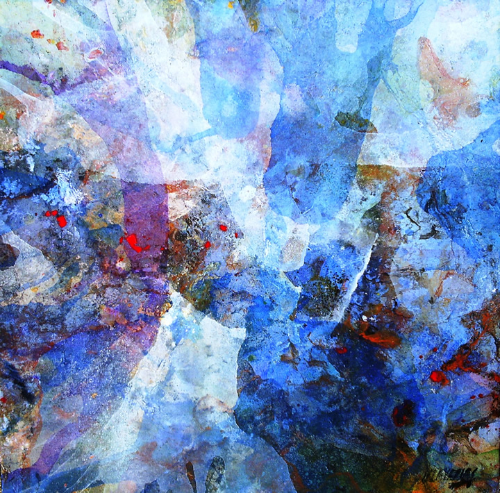 DISPERSIO 21 30 X 30 CM -  - Abstracto