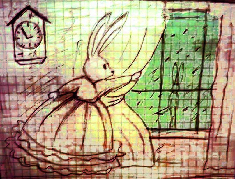 The Killer bunny -  - La magia de la cotidianidad