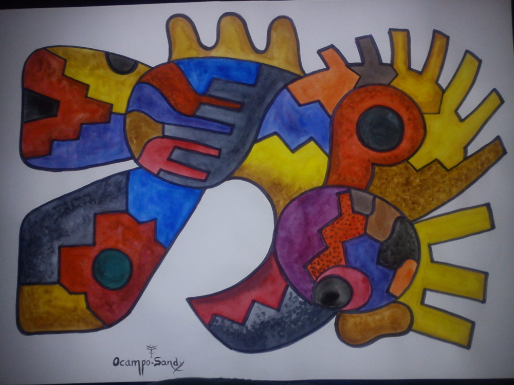 - abstracto andino