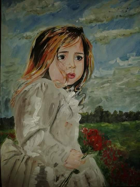 Children In Art - Fabio Romel