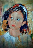 Children In Art - Marian Ibañez Gomar