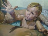Children In Art - Albert Sesma