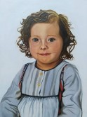 Children In Art - Isabel Pinzon Campos
