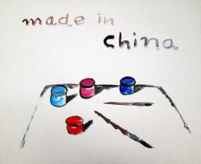 Made in China  - Alias Torlonio - Dibujos