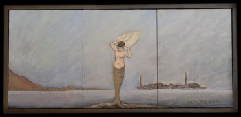 Calling The Sailor - Kathleen Mchugh - From The Mermaid Series