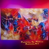 Abstractos,🎨 By Monica Renedo,Art -  - Abstracto