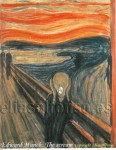 Edward Munch: The scream -  - Elías Alfonso Solano