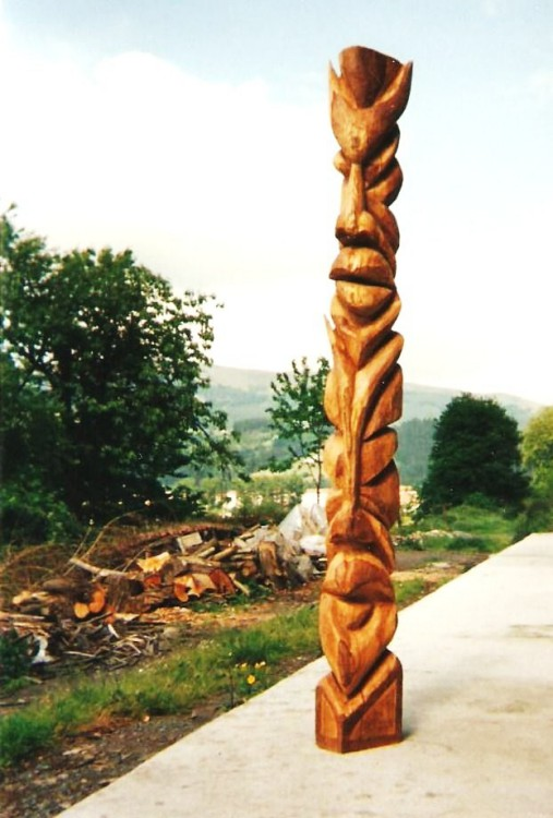 Cherren -  - Sculptures of Basque mythology