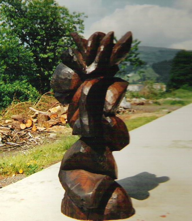 Jakintsu -  - Sculptures of Basque mythology