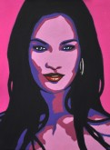 Megan Fox - Toño Venegas - Pop Portraits