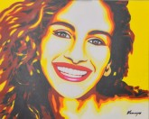Pretty Woman - Toño Venegas - Pop Portraits