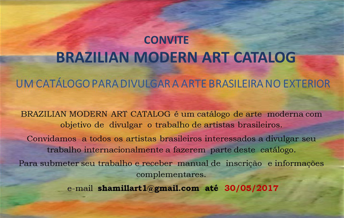 Brazilian Modern Art Catalog